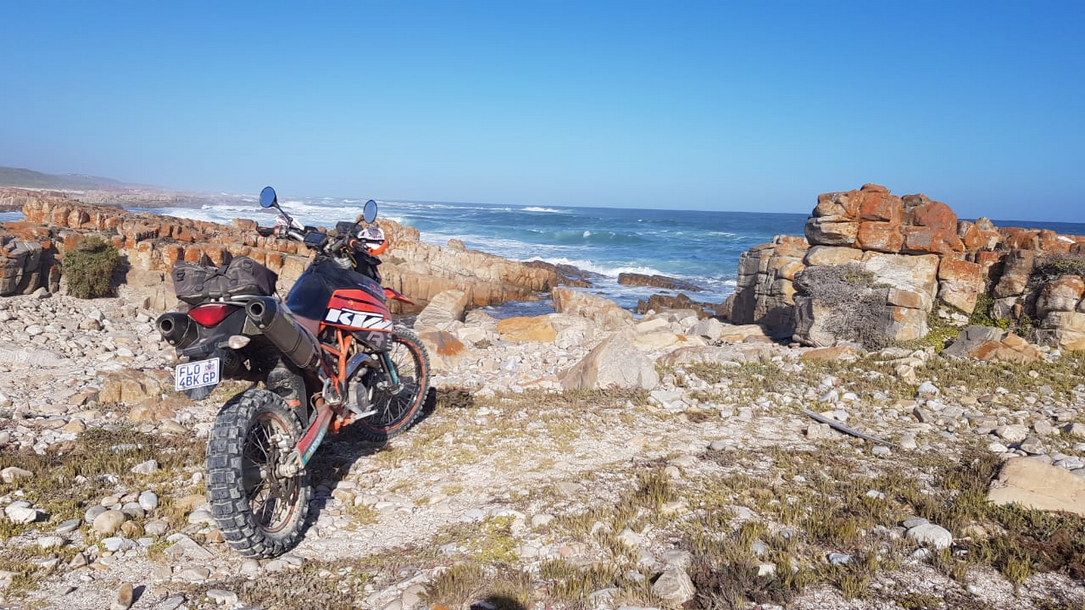 Cape Dual Bike Adventure - Gallery